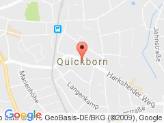 Quickborn SchleswigHolstein Germany Travel Holiday And - Quickborn germany map